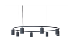 Donna Circle 100 hanglamp Pholc