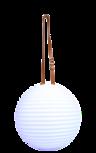 The.Ball Multicolor & waterdichte Balvormige Lampion Nikki Amsterdam