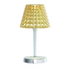 Tiffany portable tafellamp Guzzini by Zafferano