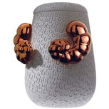 Ariete Animalità Container Pot Bosa Ceramiche