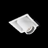 Bliek Square LED 1.0 inbouwspot Wever & Ducre