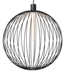 Wiro globe 6.0 hanglamp Wever & Ducre