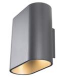 Duell wall led 900lm 1-10 volt/push dim wandlamp Modular