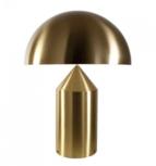 Atollo 233 OR goud tafellamp Oluce