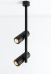 Médard 70 stretched 2x led tre dim gi opbouwspot Modular