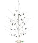La festa delle farfalle hanglamp Ingo Maurer