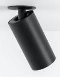Minude 45 adjustable semi-recessed 1x LED GE  inbouwspot