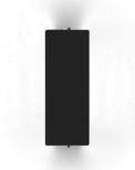Applique à volet pivotant double r7s wandlamp Nemo Lighting