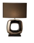 Maxime brons 1 tafellamp Stout