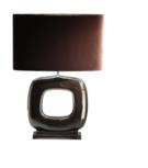 Maxime bruin 1 tafellamp Stout