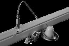 Powergear pendelset 5 meter draad - 3 fase rail