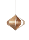 Kite Pendant birch hanglamp CO Bankeryd