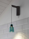 Drip A/01 wandlamp Bover