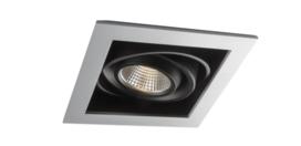 Mini multiple 1x LED retrofit inbouwspot Modular