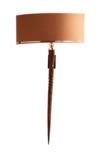 Hemingway hoorn groot wandlamp Stout