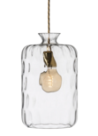 Pillar dimples hanglamp Ebb & Flow