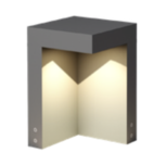 Edge 2.0 led IP65 vloerlamp Wever & Ducre