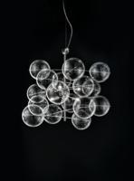 Atom 16 hanglamp Metal Lux