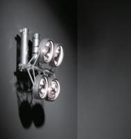 Nomad XYZ 4x AR111 2xGI wandlamp Modular