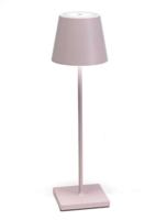 Poldina tafellamp oplaadbaar Zafferano