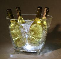 Hot ice 34 wijnkoeler Disegnoluce
