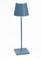 Poldina mini tafellamp oplaadbaar Zafferano