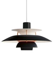 Ph 5 mini black hanglamp Louis Poulsen