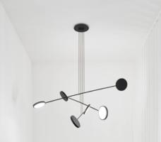 Mobi 1 arm hanglamp TossB