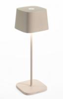 Ofelia tafellamp oplaadbaar Zafferano