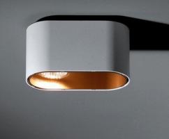 Duell surface 1x GU10 plafondlamp Modular