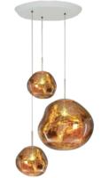 Melt Trio round hanglamp Tom Dixon