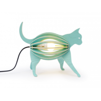 Zooo kat tafellamp Gone's