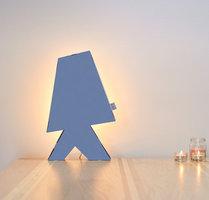 Delft tafellamp Dutch Design Lamp