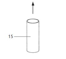 Cilinder glas