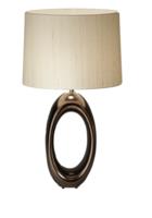 Daytona mat brons tafellamp Stout