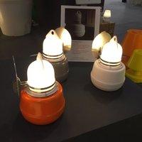 Boei lamp buitenlamp Bloom!Holland