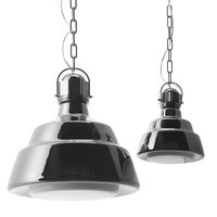Glass hanglamp Diesel with Foscarini