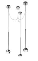 Cini&Nils hanglamp convivio new led tre