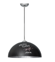 Mezzo krijt Ø 50 cm hanglamp ETH