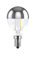 Led bulb mirror head e14 2.7w lichtbron Segula