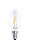 Led candle clear e14 4w lichtbron Segula