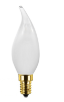 Led candle flame frosted e14 3.5w lichtbron Segula