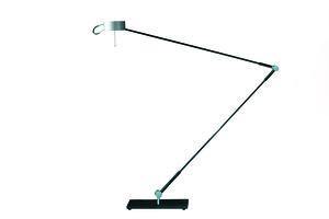 Desktop light 457e chroom mat tafellamp Absolut Lighting