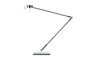 Desktop light 457e/ch chroom glossy tafellamp Absolut Lighting