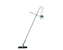 Floor light 457c chroom mat vloerlamp Absolut Lighting