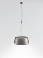 Central led grijs hanglamp Serien lighting - sale