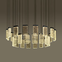 Grand cru chandeliers hanglamp Massifcentral