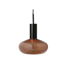 Gambi zwart model hanglamp Eno Studio