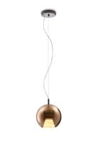 Beluga Royal D57 Ø20 cm hanglamp Fabbian