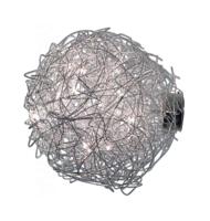 Fil de fer ovaal 12v plafond/wandlamp Catellani&Smith
